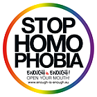 Enough is Enough - Stop Homophobia