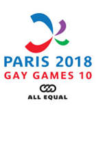 Paris 2018 - Gay Games