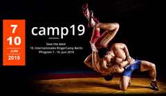 Save the Date: 19th International Wrestling Camp June 7-10, 2019